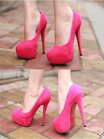 Туфли на высоком каблуке Ladies Fashion Sexy High Heels Shoes Womens Platform Pumps red sole Wedding Shoes