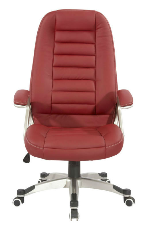 High Quality Red Swivel Ergonomic Office Chair with Massage Back(Y-2772)