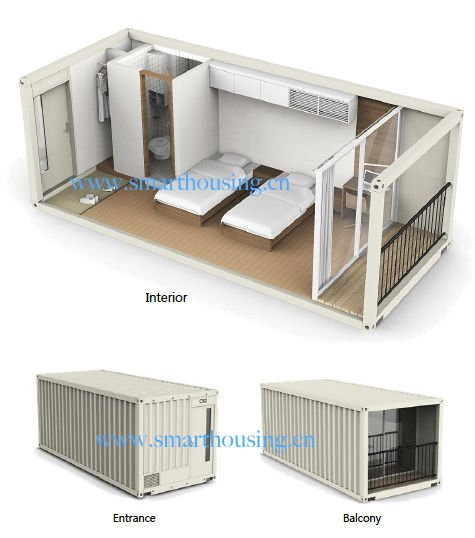 cost-efficient mini container house