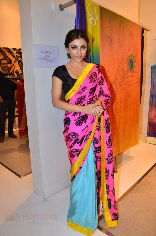 Fashion Replica Art Silk Print Design Sarees