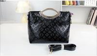 Маленькая сумочка Black women's handbag big bag female fashion all-match portable women's one shoulder cross-body bag