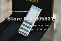 Мобильный телефон 2012 hot sale luxury NEW 2GB cell phone Limited Edition SUPER COOL GOLD ASCENT Dual SIM MOBILE PHONE