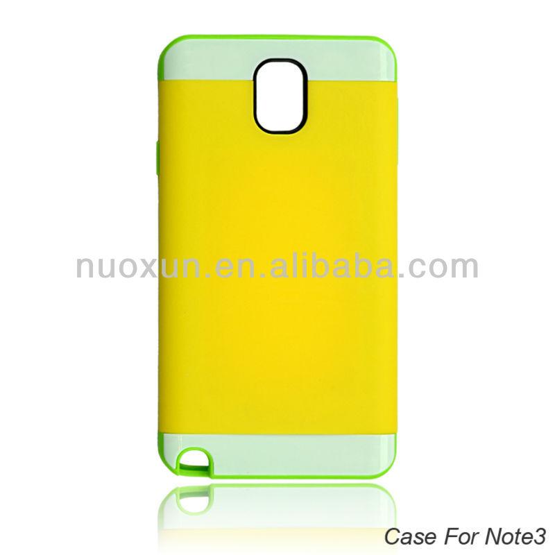 ผลิตภัณฑ์ใหม่ล่าสุดที่กำหนดเองโทรศัพท์มือถือฝาครอบสำหรับบันทึกซัมซุง3