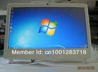 Моноблок 22inch white cheap all in one pc latest desktop computers hot sale 2GB 500GB