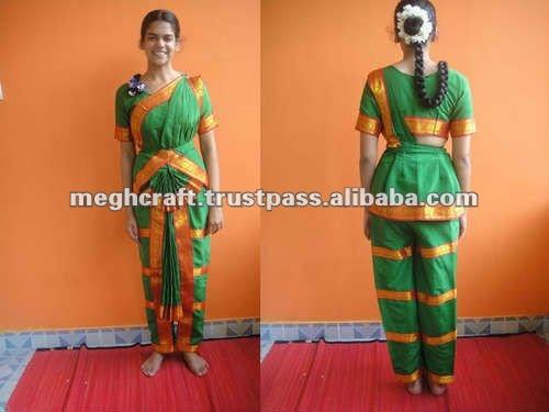Bharatanatyam Costume Color Combinations Customized bharatnatyam