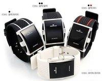 Наручные часы 10 pcs/lot LED luxury Men's Intercrew Digital watch 4 Colors W295