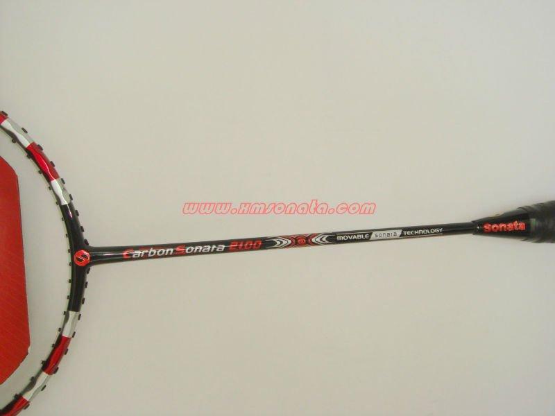 full carbon 4u light badminton racket