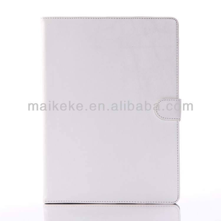 2014 high quality fashion book case for iPad air