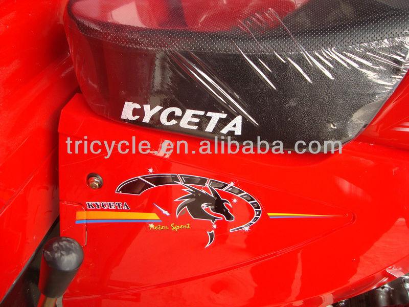 300CC quad cargo pedicab 3 wheel motorcycle price motor trike