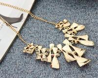Колье-ошейник Min . Order Is $10! New Style Rhinestone Jewelry Choker Necklace SP-XL-72389