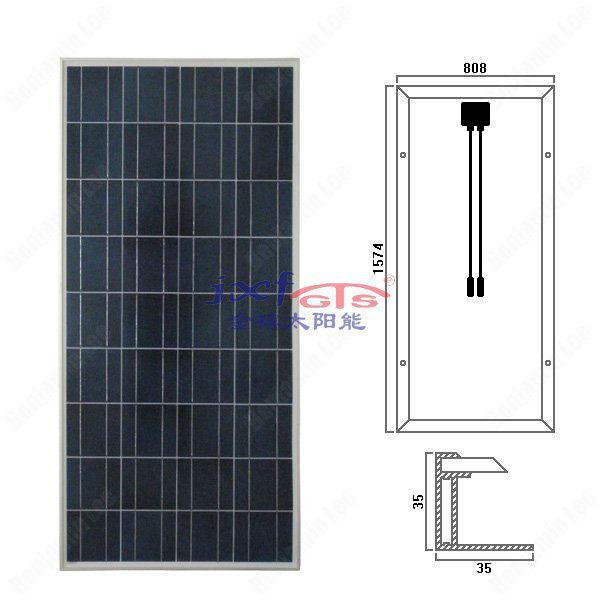 ENERGY SAVING MONO SOLAR PANEL
