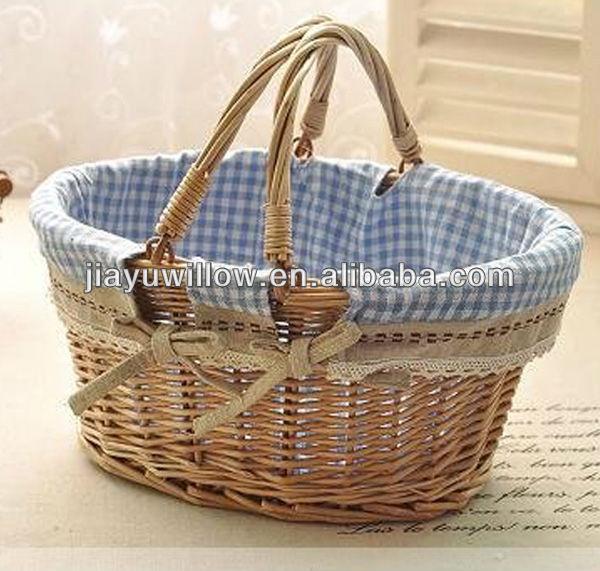 Panier De Basket Pour Adulte Pas Cher : Pas cher en osier pain panier gros de rangement id
