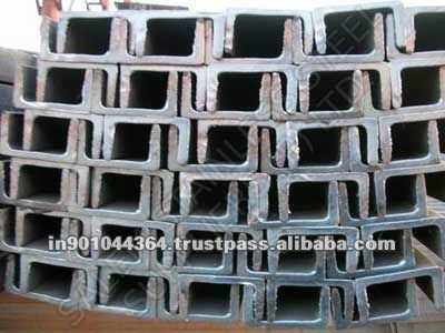 stainless steel glass channel