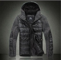 Free shipping/Leisure coat/jacket/men's clothing/men's jackets /Wool + cotton-padded clothes2803-zdb123-p200