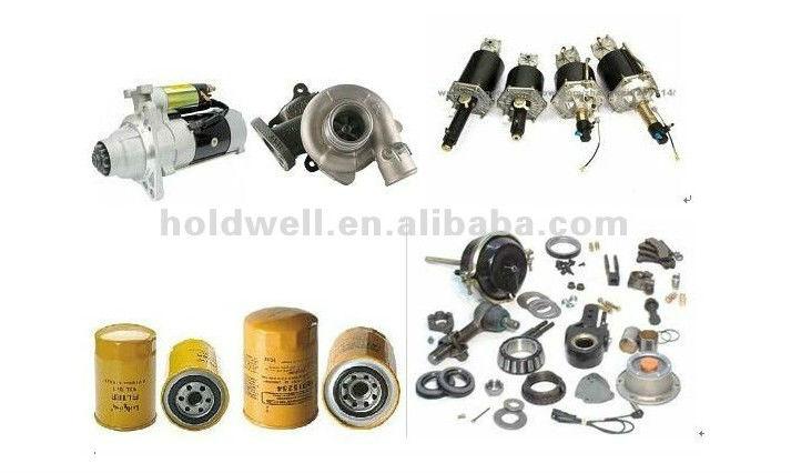 Volvo truck spare parts