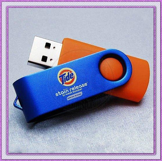 Promotion Swivel USB Flash Drive