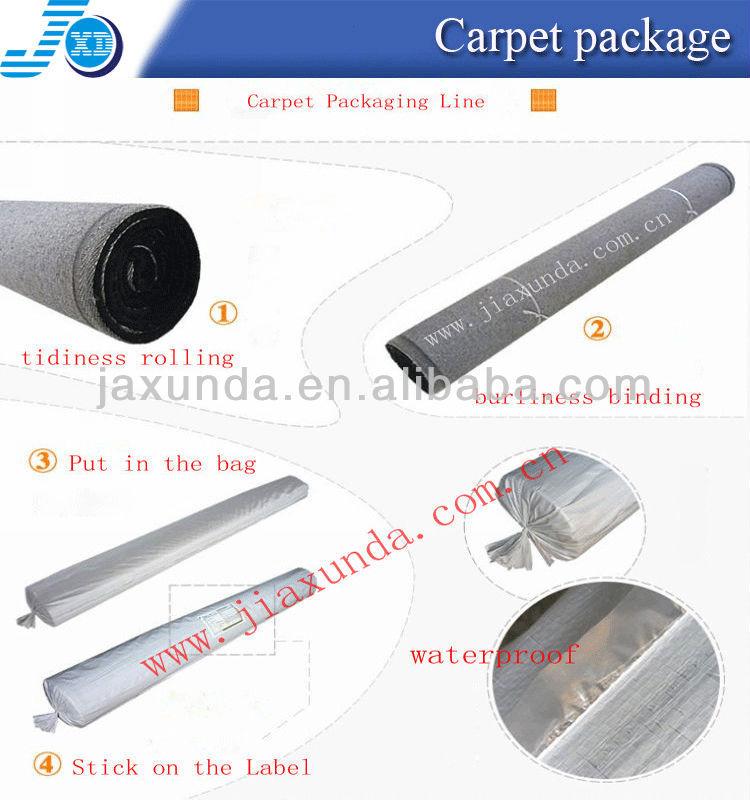 Nouveau design 100% polyester shaggy tapis de tianjin