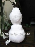 новые замороженные прекрасная Олаф плюшевая кукла Снеговик фаршированные игрушка 12 «50pcs/lot