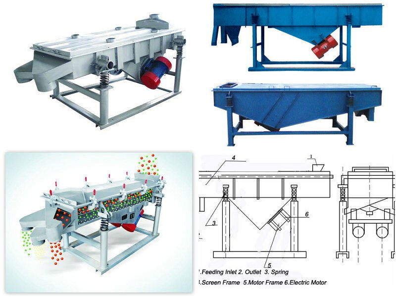 vibrating sieve Our vibrating screen is the newly-designed screening equipment used to sieve stones adopting superior steel from baosteel and state-of-the-art technologies from other countries, our vibrating screen has reliable performance and long service life.