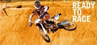 KTM подлинной углеродного волокна Мотокросс перчатки гоночные перчатки / езда перчатки оранжевые