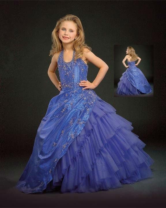 Vestidos Para Niñas Reinas Imagui