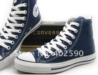 Мужские кроссовки Hot selling #E14574 high side Lovers' canvas shoes fashion leisure shoes