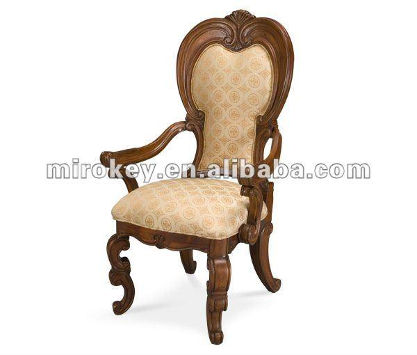 Venecianas mirokey brazo de la silla, antiguos de madera brazo de ...