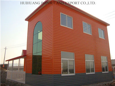Prefabricated container house for sale/steel structure container house/modular home
