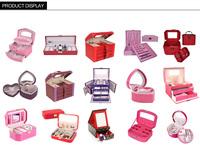 Шкатулка для хранения ювелирных изделий Jewelry Boxes With Key Lock 436251