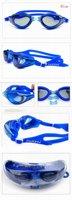 New Silicane Mirror Swimming Goggles PG603-6