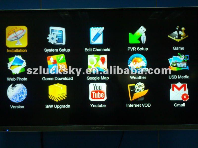 OPENBOX X5,Youtube,3G,CCcam,Newcamd,USB WiFi