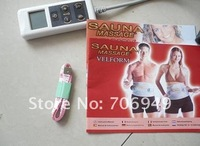 1pc Sauna Massage Velform Professional Slimming Belt 110v /220V Body Massager As Seen On TV - MTV14