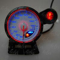 КПФР, оригинальный логотип cr заранее белая / красная подсветка белым лицом 60 мм масла авто термостат с датчиком + красное смещение света