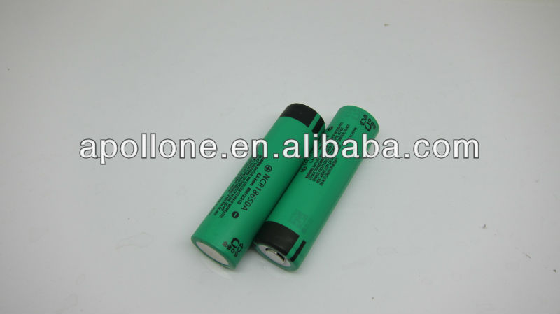 Cylindrical lithium rechargeable battery cell CGR18650CG 2250mAh