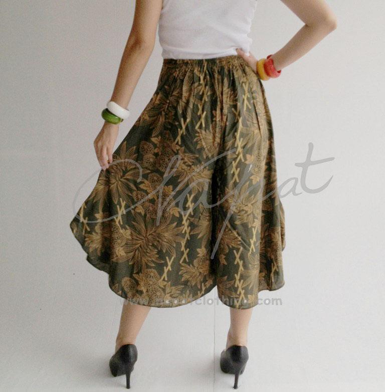 New Gray Turnip Pants Loose Cotton Women Trousers Maxi Size Pants Girl