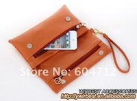 Кошелек 8pcs/lot] 2012 fashion money purses and wallets women bags 5 colors available