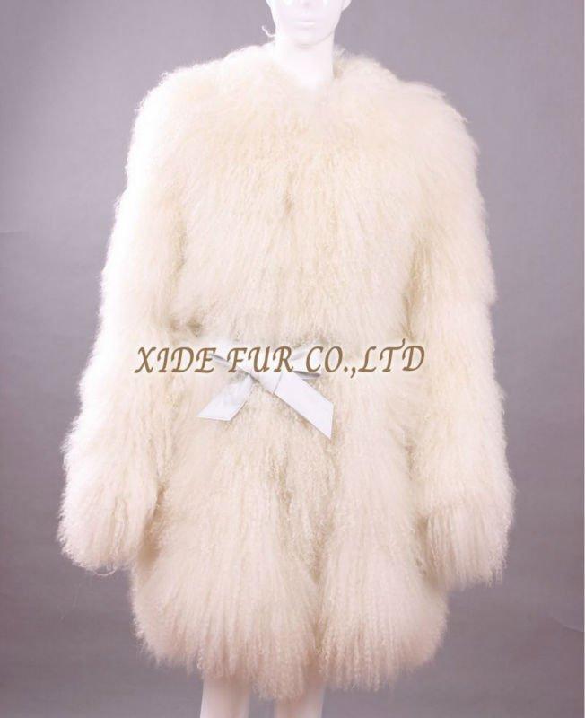 tendances manteaux de fourrure 2013