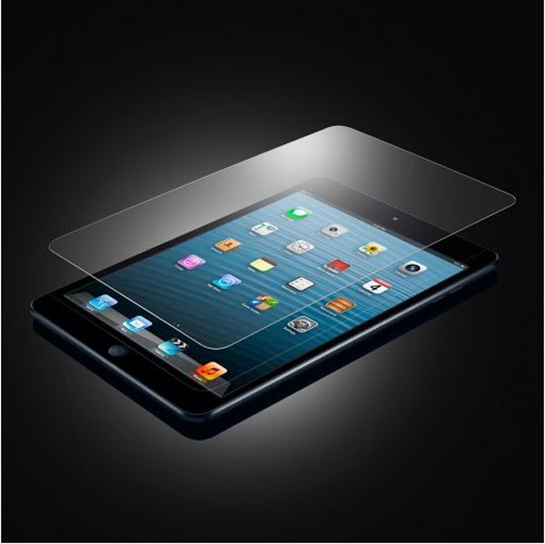 2014 Best seller:Temperped Glass Screen Protector/Guard for ipad mini.