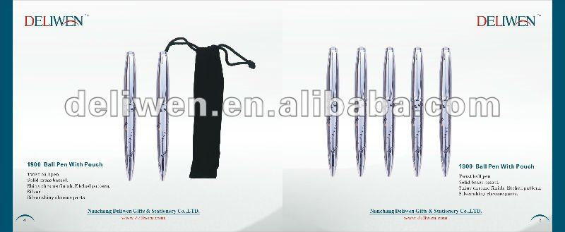 metal ball pen refill cross refill