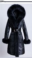 Женские пуховики, Куртки New REUSE Brand Down Parkas Women With Luxury Fur For Women Winter High End Down Jackets Women