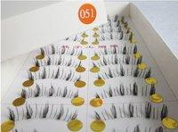 wholesale price, hand made false eyelashes,10pairs/box, XAIX051