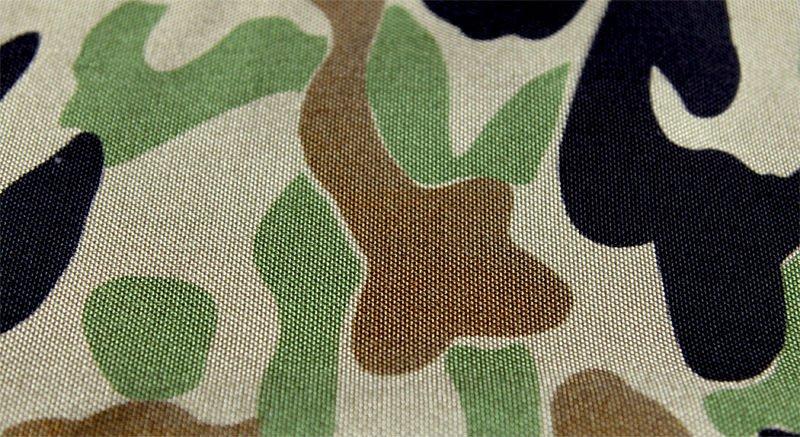 Indian army uniform pattern