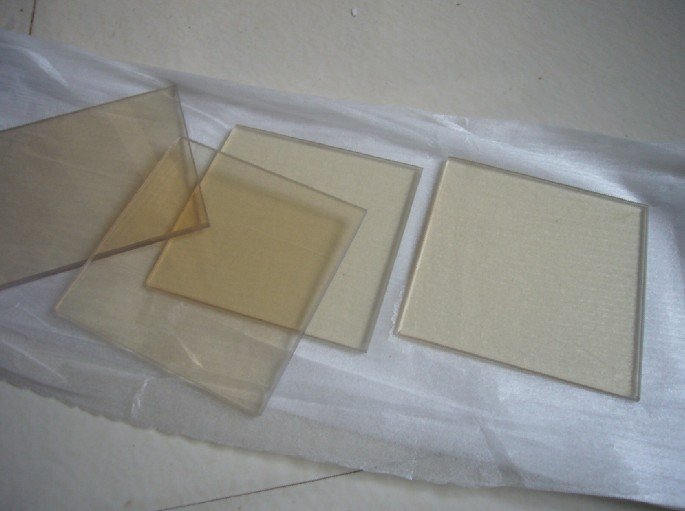 Sell 4mm 5mm Clear Ceramic Glass For Fireplace High