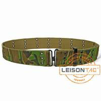 Military Belt with Cordura fabric for tactical and military Manufacturer