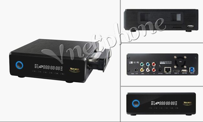 Free shipping!!! High-Definition E8HDL Realtek RTD1185 Measy Wifi Hard Disk media player,Full HD 1080P Media Player hot sale