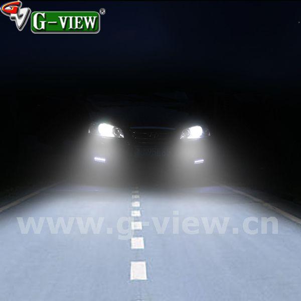 Unique design cree H4 H7 led car headlight 2000lm xenon white car LED headlight 12-24V