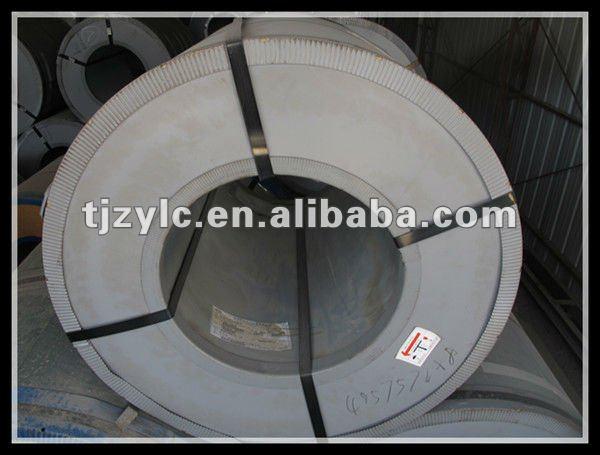 Q235 en tôle galvanisée de fer