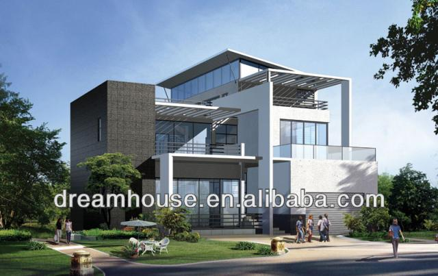 2014 made in china prefabricated cheap house design