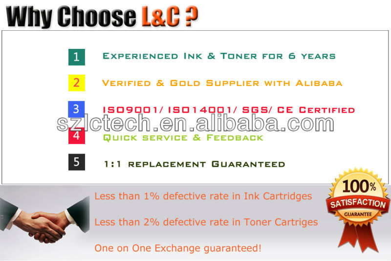 wholesale products ink cartridges compatible for canon pg40