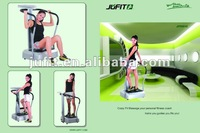 2012 New Coin operated Vibration machine Fitness Massage EquipmentJFF001C1